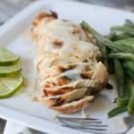 Grilled Kefir Chicken