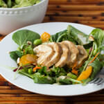 organic girl teriyaki chicken salad with bok choy ohsweetbasil.com-2