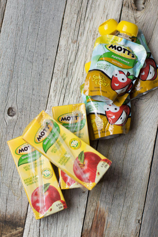 Motts is rockin' the lunchbox! ohsweetbasil.com