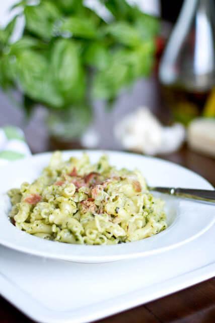 Pesto Pasta-2