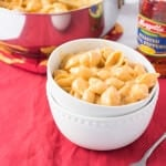 Roasted Red Pepper Macaroni and Cheese