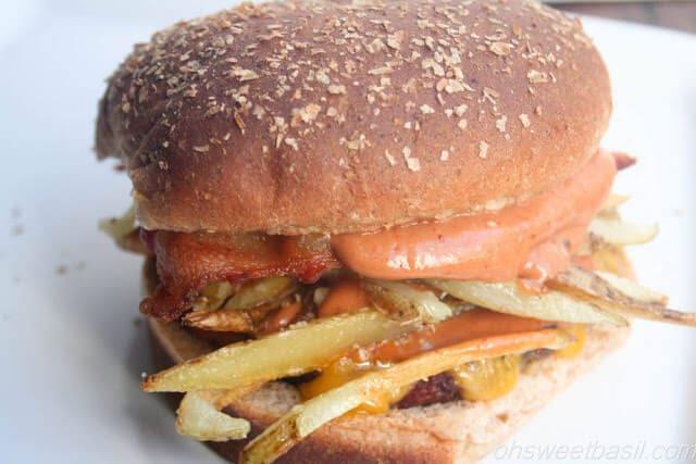 Tillamooky Burger