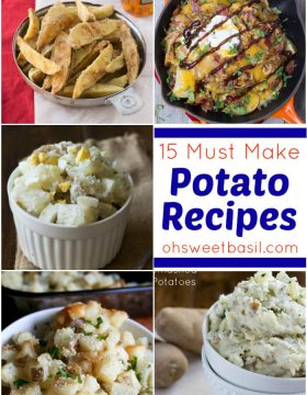 Potato Recipes