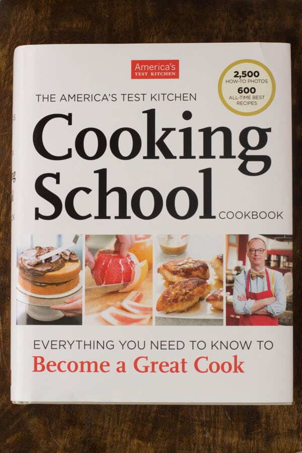 America's Test Kitchen Cookbook ohsweetbasil.com