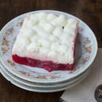 Raspberry Jello Salad
