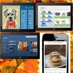 Top 4 Apps for Thanksgiving