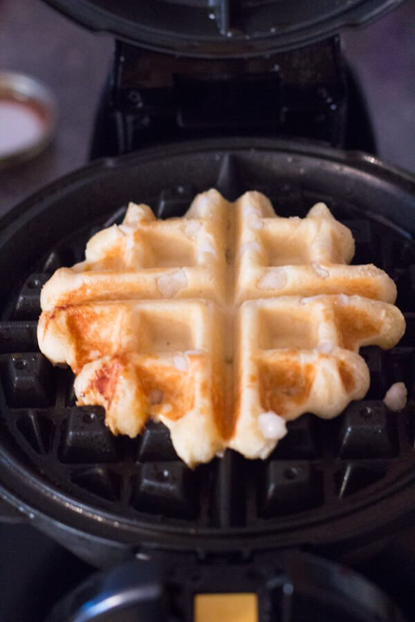 Waffle Love is a favorite food truck in Utah and now you can make your own #wafflelove waffles from home!!! ohsweetbasil.com-5