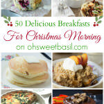 50 Christmas Breakfast Ideas