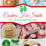 50 Cookie Ideas for Santa