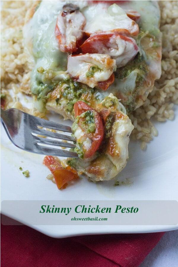 pesto fresh basil pesto vegan basil pesto skinny pesto the skinny fork ...