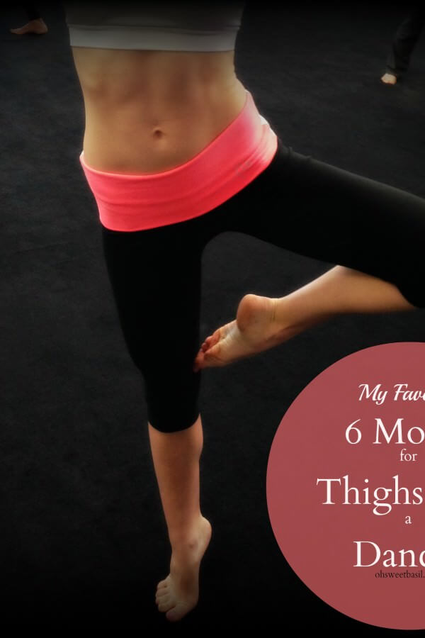 thigh workout ohsweetbasil.com