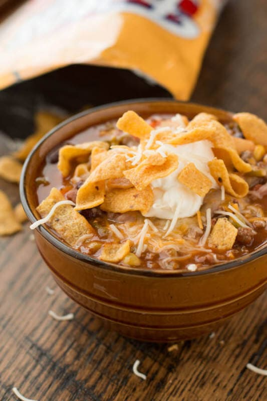 This is he recipe everyone begs for from my mom, Taco Stew. You absolutely must make it! ohsweetbasil.com-4