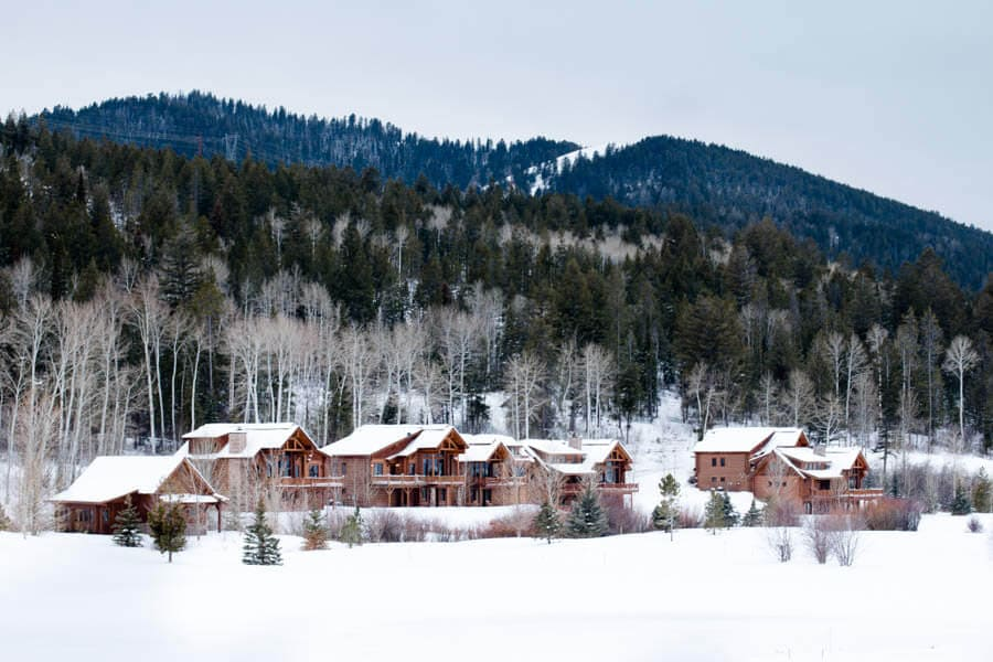 teton springs located in the gorgeous Victor Idaho. A perfect weekend away ohsweetbasil.com