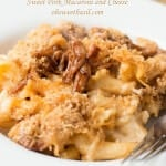 Sweet Pork Macaroni and Cheese