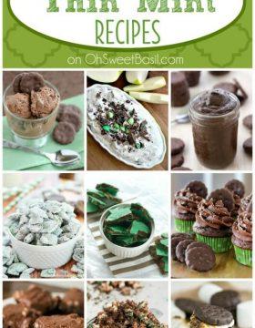 100 Thin Mint Recipes