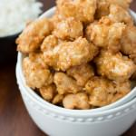 Asian Crispy Honey Chicken