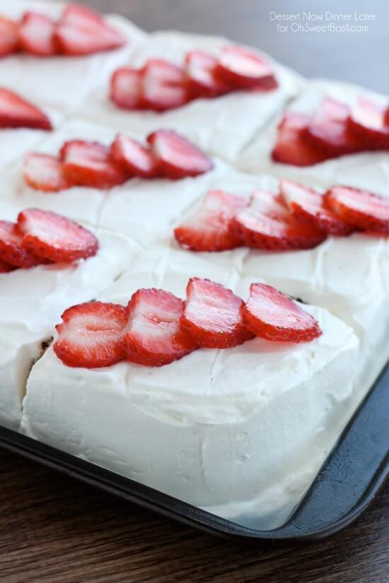 Food Network Tres Leches Cake Emeril