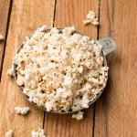 Coconut Oil Kettle Corn