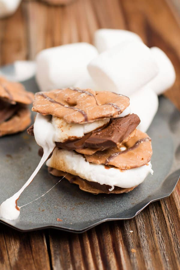 the best s'more I've ever had! ohsweetbasil.com