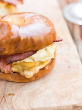our favorite breakfast sandwich and the secret is in the bread ohsweetbasil.com