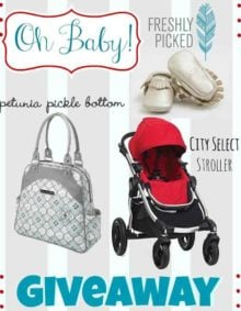 Oh BABY Giveaway!