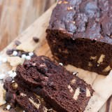 S'mores banana bread!!! OHSWEETBASIL.COM