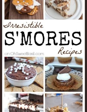Irresistible S'mores Recipes