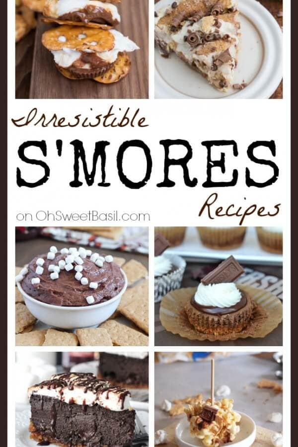Irresistible S'mores Recipes