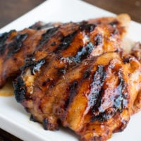 Sticky Honey Lime Grilled Chicken [+ Video]