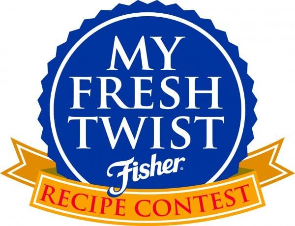 Fisher My Fresh Twist Recipe Contest