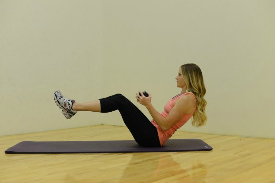 5 ab moves for a tight stomach and a lean, core. We all want that flat stomach, but what workouts are best for flat abs?? ohsweetbasil.com