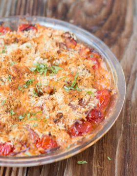 tomato gratin ohsweetbasil.com