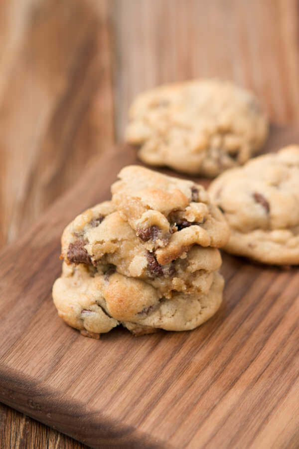 what happens when you substitute margarine for butter in cookies ohsweetbasil.com
