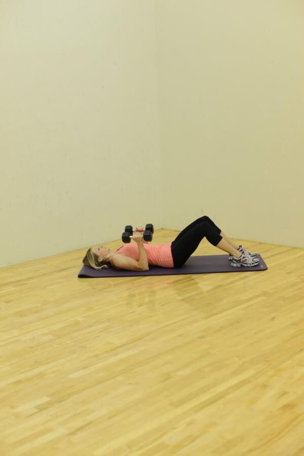 4 moves for toned triceps