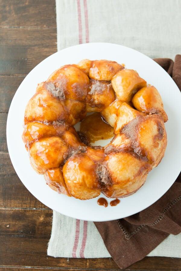 sticky buns recipe ohsweetbasil.com