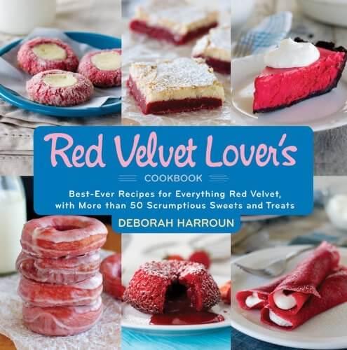 Red Velvet Lover's Cookbook