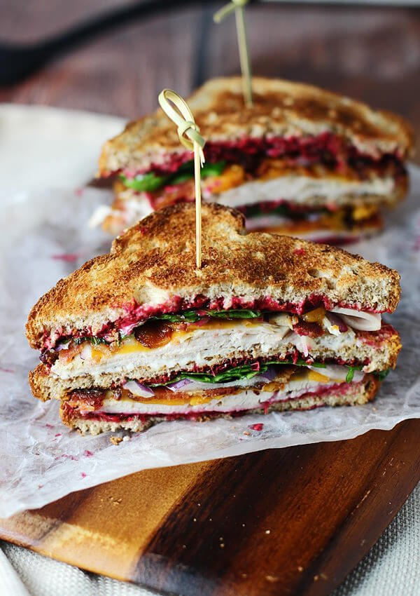 The Ultimate Thanksgiving Leftover Turkey Club