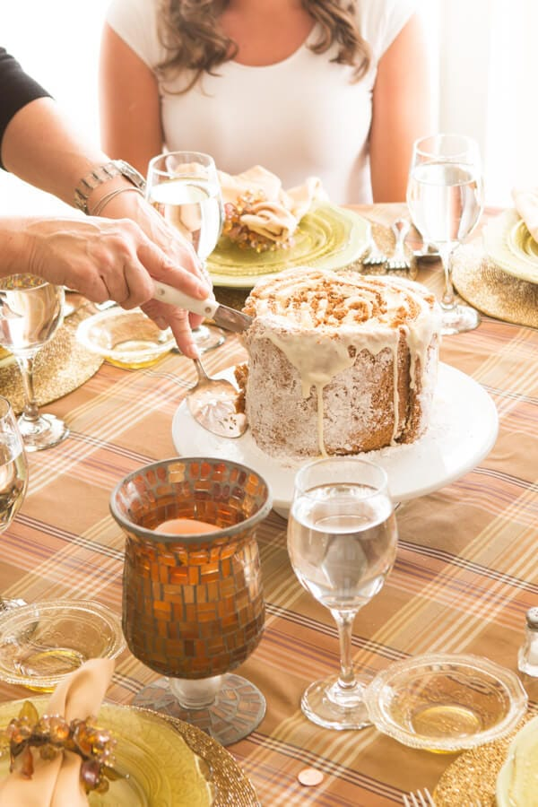 How to host a stress free dinner party ohsweetbasil.com