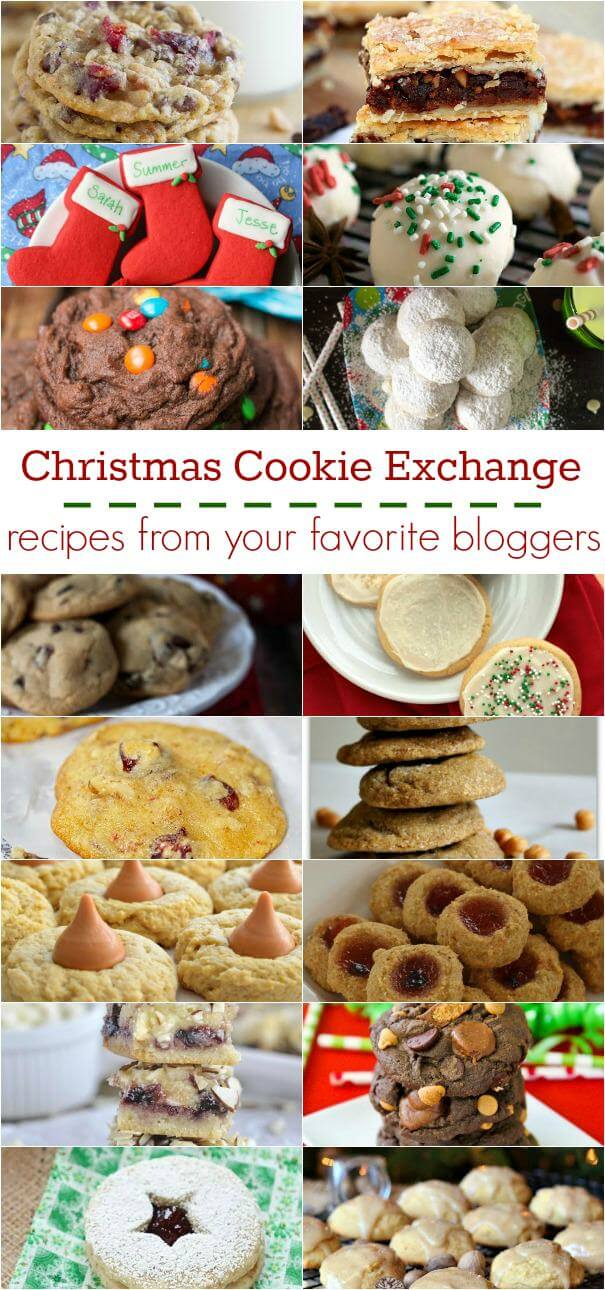 Christmas Cookies you must make this holiday season ohsweetbasil.com