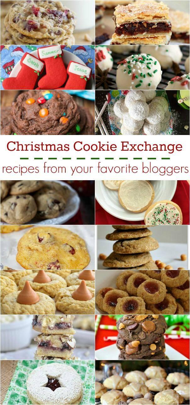 Christmas Cookies you must make this holiday season ohsweetbasil.com