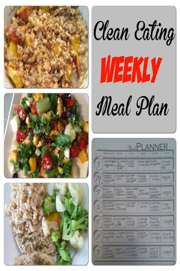 Want to start eating clean but need some help? Check out this clean eating meal plan ohsweetbasil.com