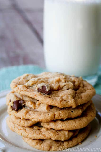 Peanut Butter AND Chocolate Chip Cookies (1)