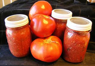 roasted tomato jalapeno salsa ohsweetbasil.com