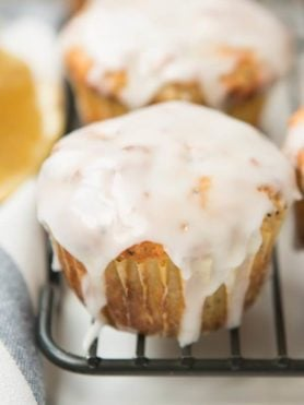 Best lemon poppy seed muffins ohsweetbasil.com