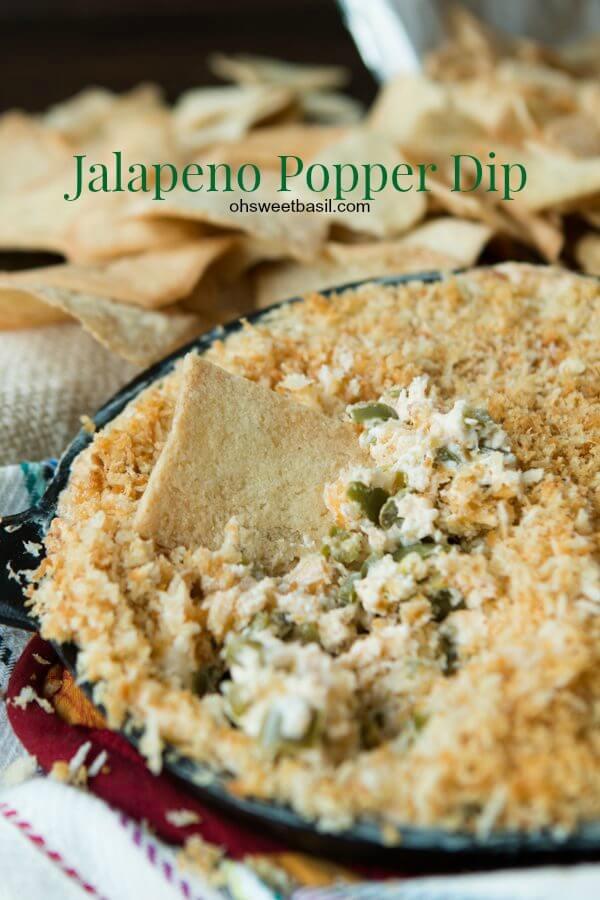 jalapeno popper dip ohsweetbasil.com