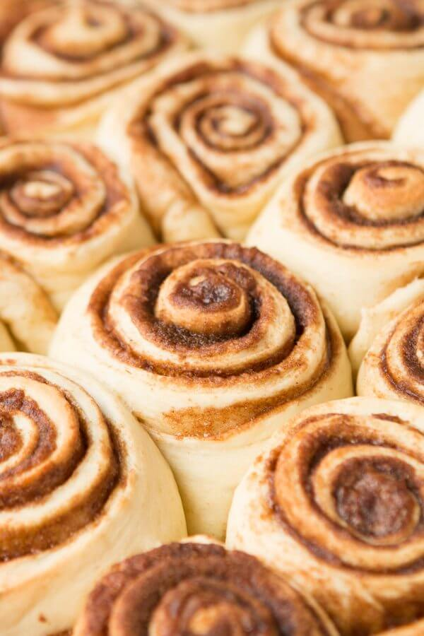 Who needs buns of steel when you could have buns of cinnamon? These are the World's Best Cinnamon Rolls and once you try them you'll never go back.