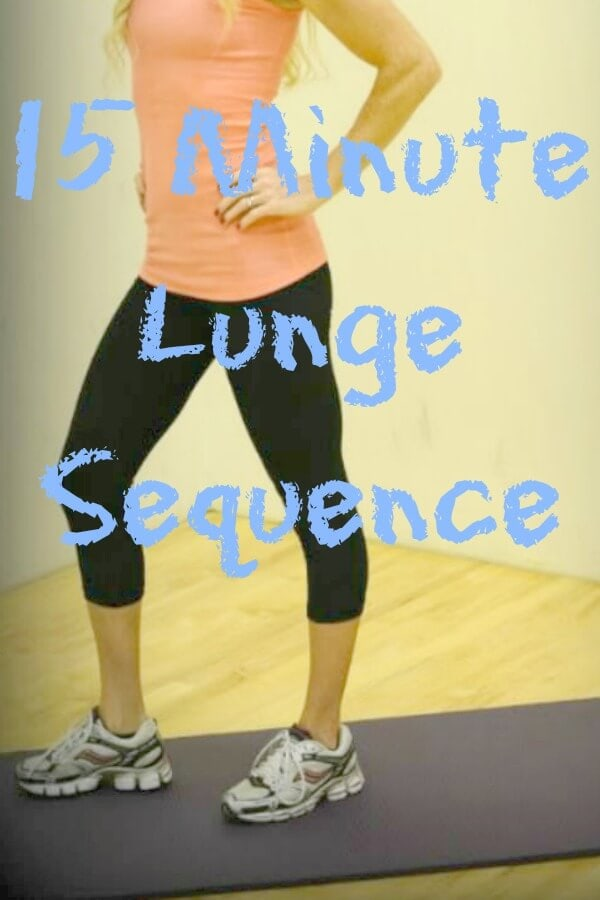 15 Minute Lunge Sequence