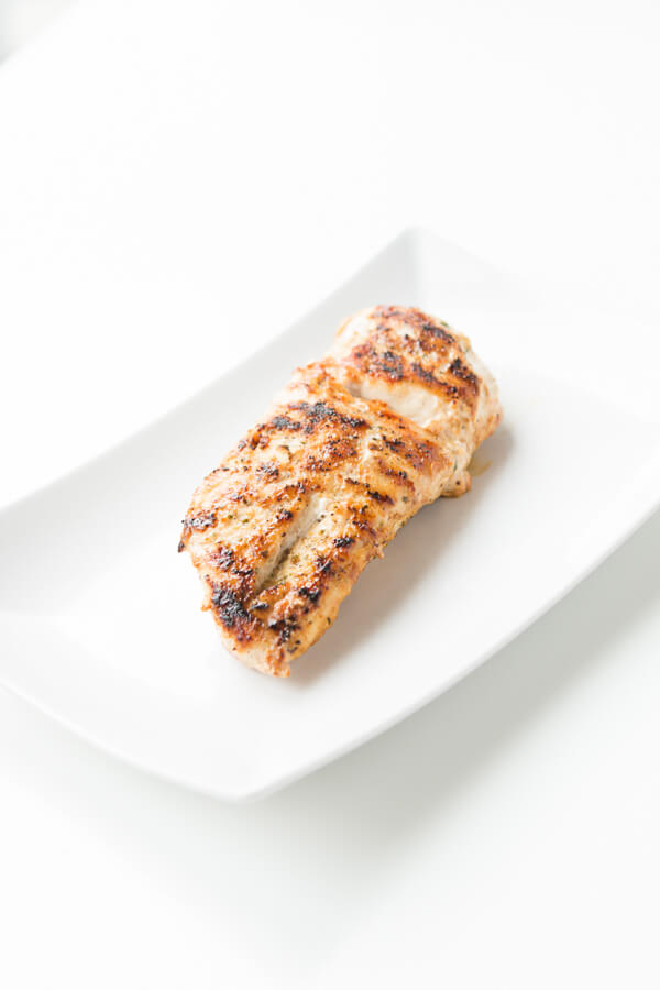 Easy Grilled Chicken ohsweetbasil.com