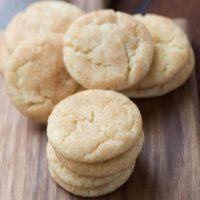 Classic Snickerdoodles that are soft and chewy even on the next day ohsweetbasil.com
