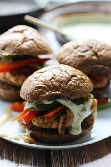 Fajita-Chicken-Sliders-with-3-Ingredient-Poblano-Queso-8